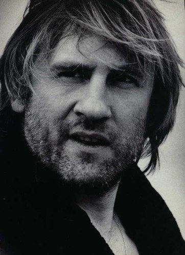 Gérard Depardieu - Photo posted by romuflohugo - Gérard Depardieu - Fan club album -