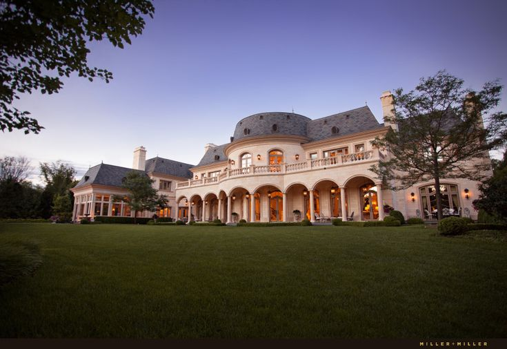 7 best north shore winnetka illinois luxury real estate for Luxury french real estate
