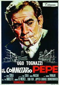 "Ettore Scola, ""Il commissario Pepe"", 1969"
