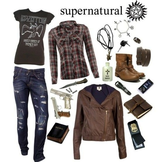 Dean Winchester Outfit | My Dream Wardrobe | Pinterest | Dean Winchester Girls And Freaking