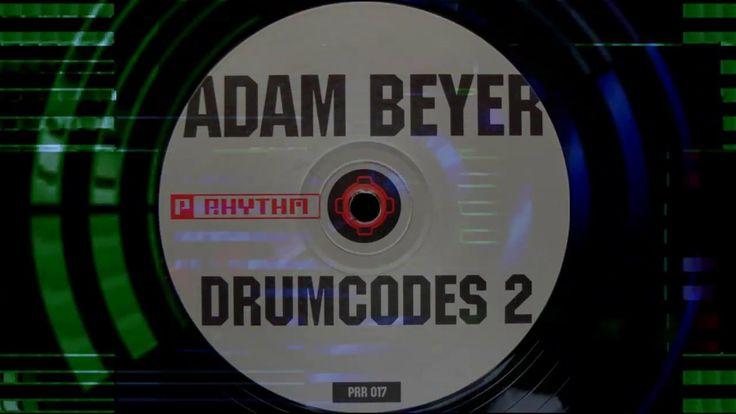 Adam Beyer – Drumcode 2.0 (90's techno)