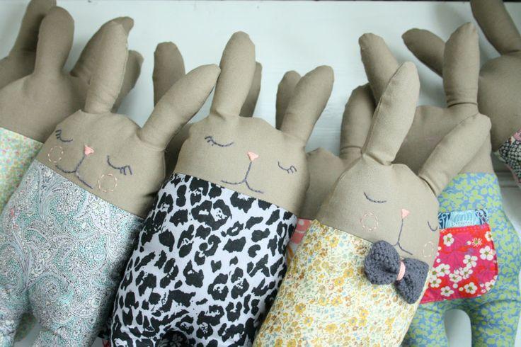 rabbit doll - Karlssonskludeskab