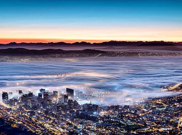 """""""Being who you are, is the privilege of a lifetime ✌️ Have an awesome week! """"  featuring @cgmostert _______________________________ If you'd like to see your images being featured here just use #capetownmag - We really enjoy sharing your shots of all the different aspects of the Mother City and the rest of the Western Cape."""