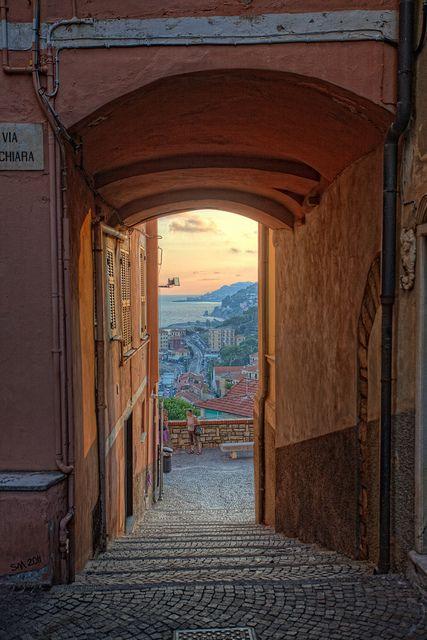 Porto Maurizio, Liguria, Italy