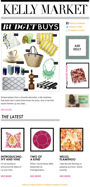 7 best EDM Templates images on Pinterest Email newsletter design - employee newsletter template