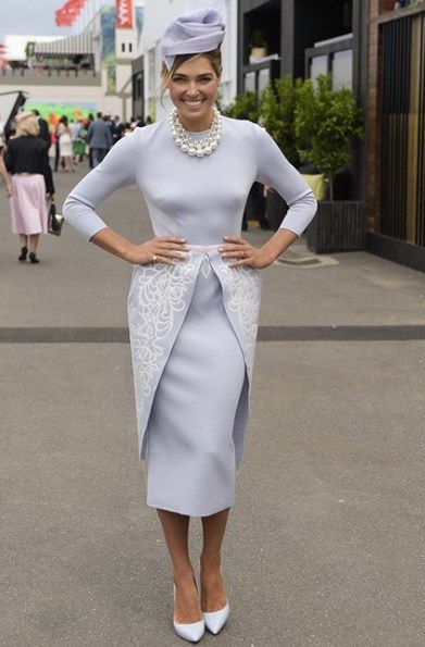 Ashley Hart, Melbourne Cup, Spring Racing Carnival, Spring Racing Fashion, Best Dressed