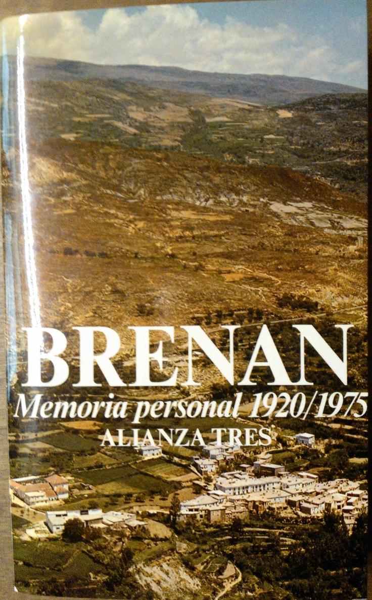 Brenan. Memoria personal 1920/1975 #lagalatea