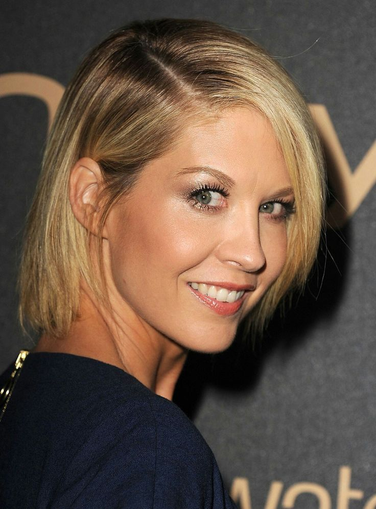 1000 Ideas About Jenna Elfman On Pinterest Shorter Hair