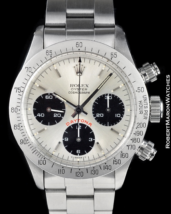 I will own a Rolex Daytona in Stainless Steel