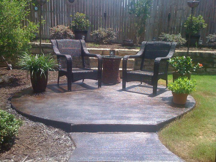 Groundscape, A Fort Worth Landscape Company, Installs A Landscape Patio And  Walkway With A