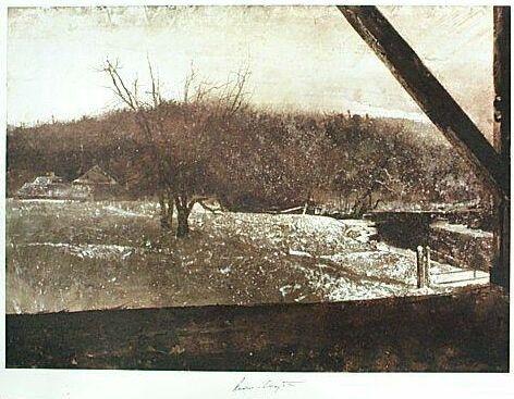 Afbeeldingsresultaat voor Andrea wyeth river valley