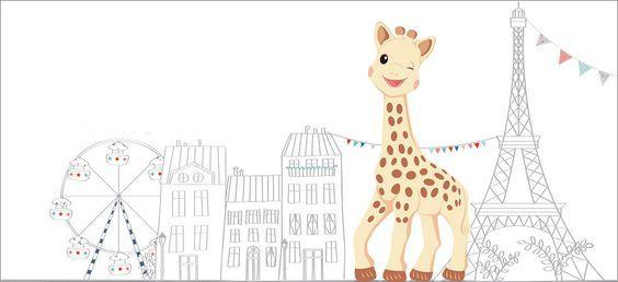 Sophie the Giraffe® UK Sophie's World