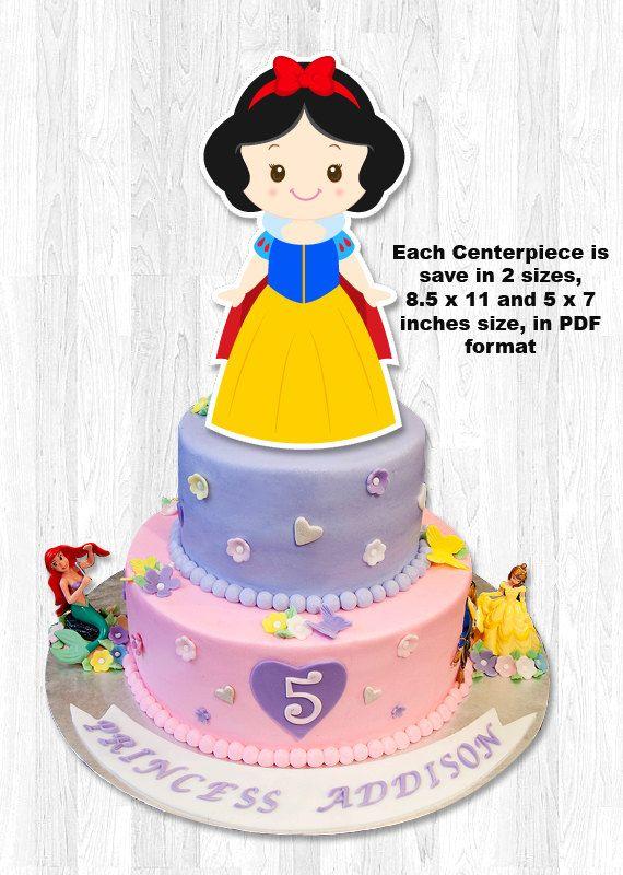 Princess Centerpiece Disney Princess Centerpiece Princess