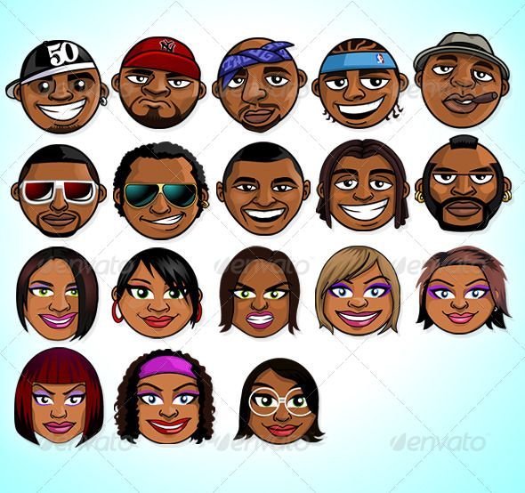 Cool Avatars: 17 Best Images About Graphics On Pinterest