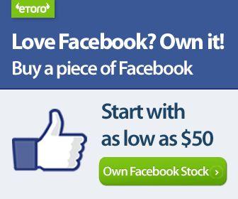 Buy a piece of Facebook