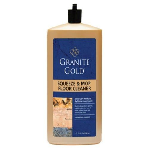 Granite Gold GG0046 Squeeze and Mop Floor Cleaner, 32 oz
