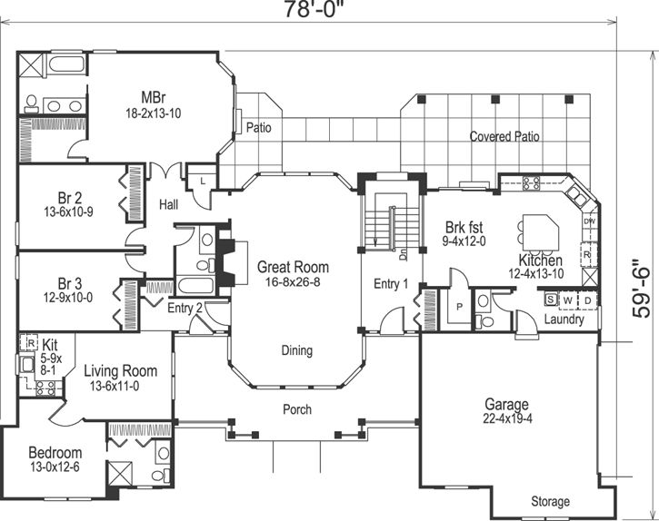 The 25+ best 2 generation house plans ideas on Pinterest | One ...