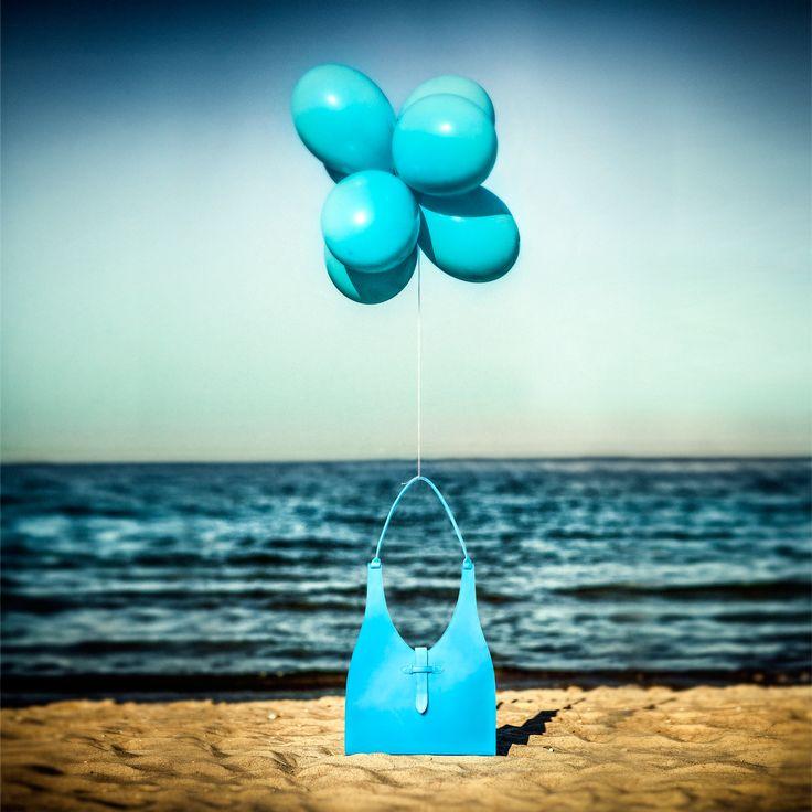 Niebieski to nasz przewodni kolor!!!!!! kolor nieba, morza, przyjaźni, zaufania ....
