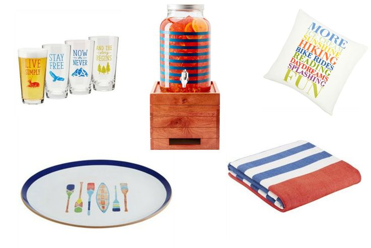 Enjoy a great Canadian summer with gorgeous products from @chaptersIndigo