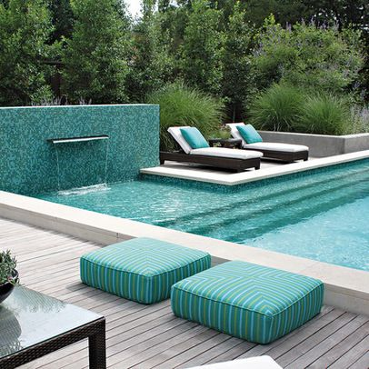 25 best images about beautiful pool tiles on pinterest for Pool area tiles