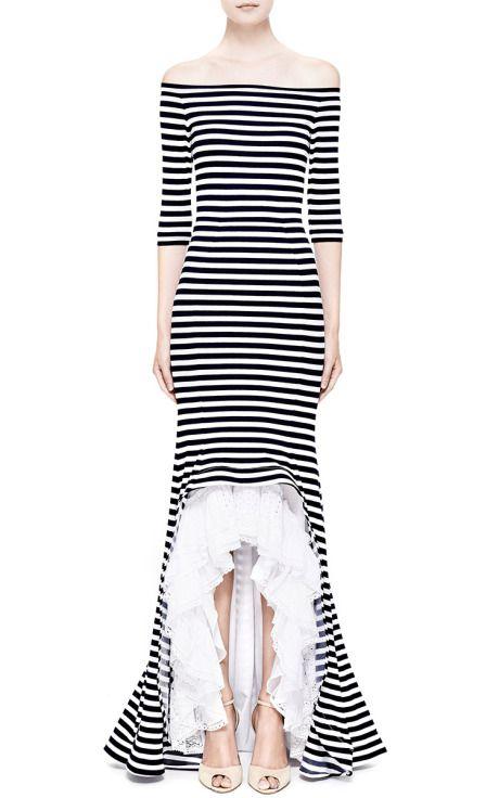 Natasha Zinko Resort 2015 Trunkshow Look 1 on Moda Operandi