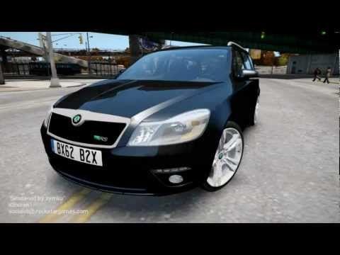 skoda octavia a4 2007 youtube
