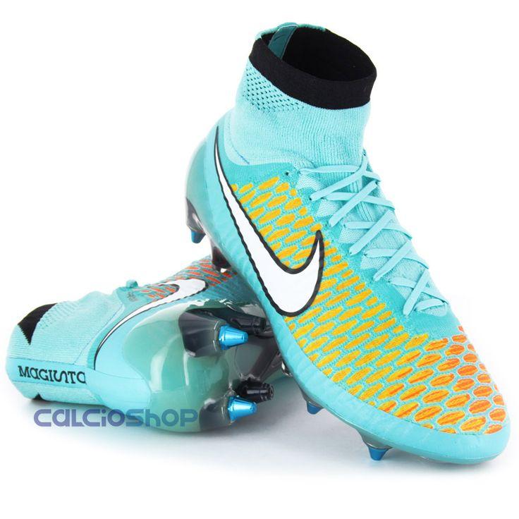 Nike Magista Azzurre Alte