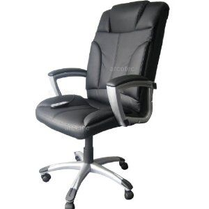 Office chair with integrated massage and infrared function! Totally first world? Sure. But still.