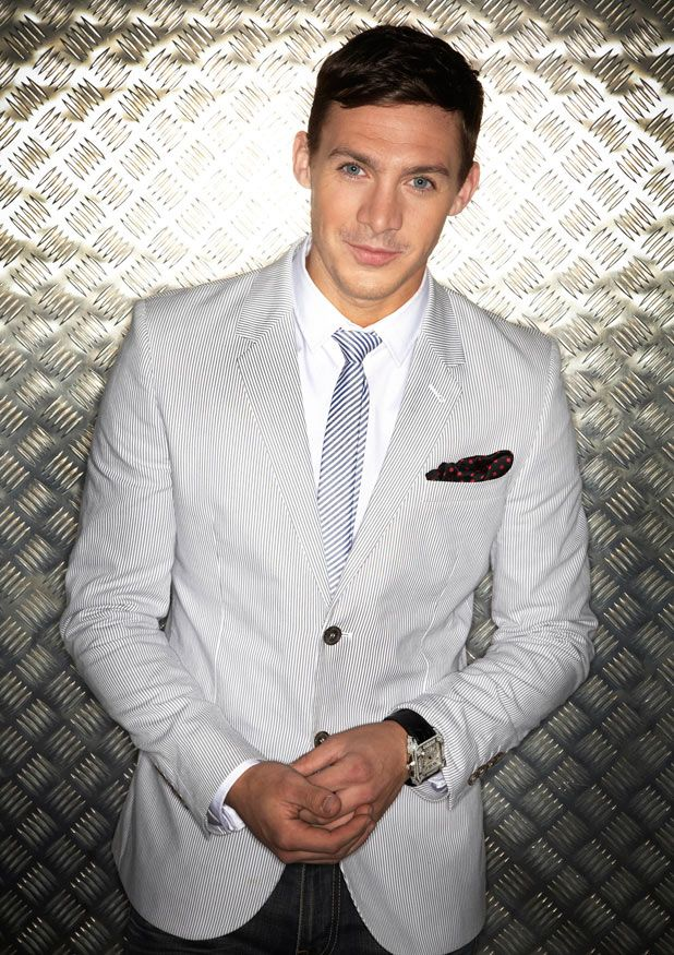 Kirk Norcross from TOWIE.