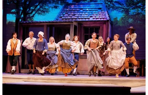 Edmonton's Citadel Theatre joins forces with the Charlottetown Festival to produce Evangeline for 2015-16 anniversary season