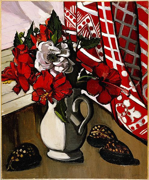 Margaret Preston, Double Hibiscus, 1929