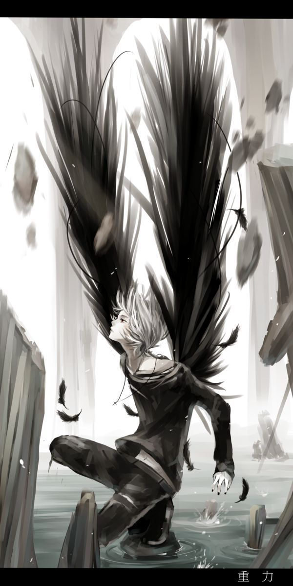 119 best Anime Boys with White Hair ♡ images on Pinterest ...