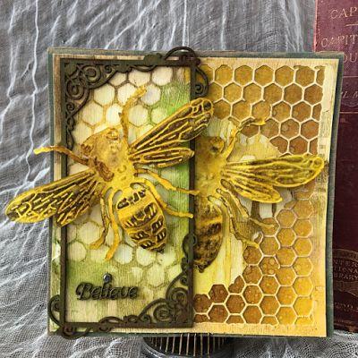 Nicole Wright Designs: Bee-lieve