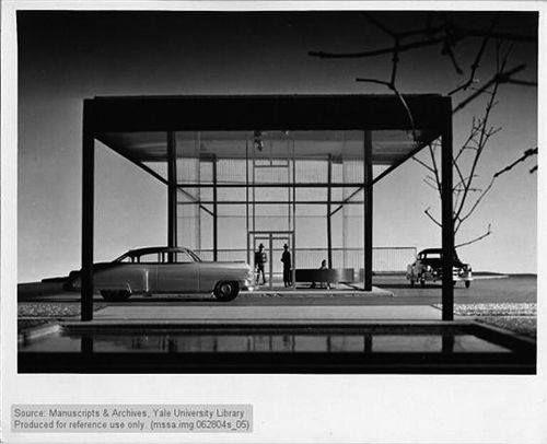 eero saarinen… general motors technical center, warren mi, 1946