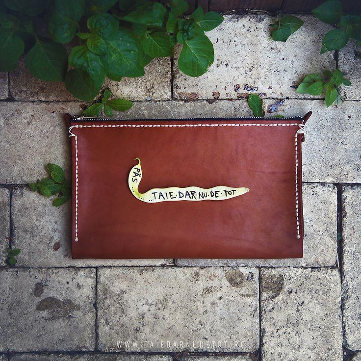 Small leather drop kit. www.taiedarnudetot.ro