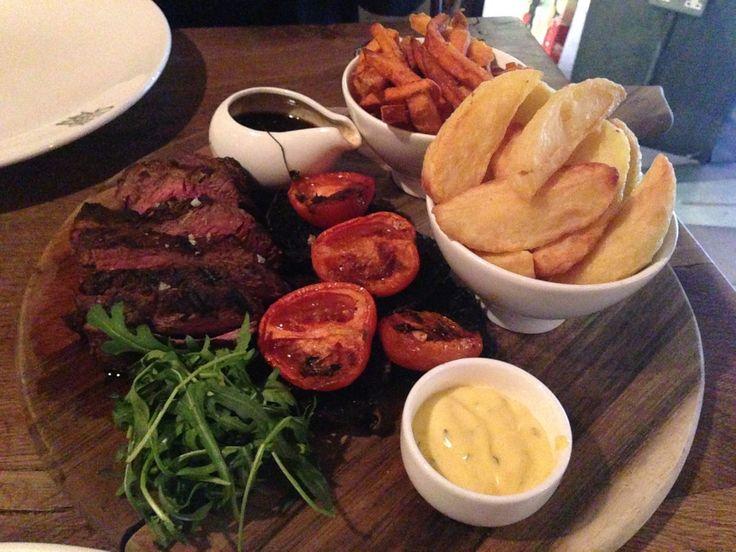 Steak of the Art - Bristol