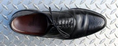 DAPPERED: The Best Looking Affordable Black Dress Shoes of 2013---    Tan. Cognac. Chocolate. Walnut. Merlot. Bourbon. We get it. Brown, in just about any shade, is the king of shoes these days. When the black suit fell out of favor, it unfairly dragged down the black dress shoe with it. And now, as hyper-light brown shoes start to recede in popularity, black is making a well deserved comeback...