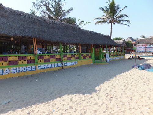 seashore garden restaurant mamallapuram best fish curry rick stein