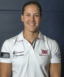 Jessica Eddie - Rowing. Women's eight.
