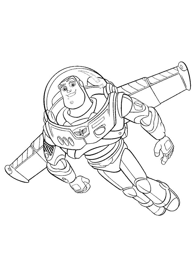 112 best buzz lightyear images on pinterest happy birthday cakes buzz lightyear coloring pages 1 pronofoot35fo Gallery