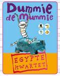 Het Dummie de Mummie Egypte kwartet! Met plaatjes uit de collectie van het Rijksmuseum van Oudheden. Hij is te koop in de museumshop. Klik op de afbeelding om te zien waar dat is.
