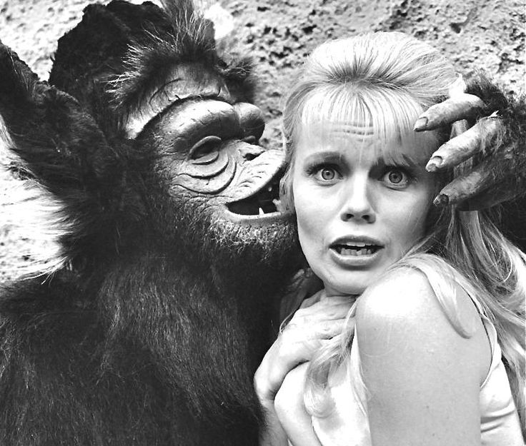 1966 Marta Kristen Lost in Space B w Series Promo Photo (That doesn't look like Debbie)