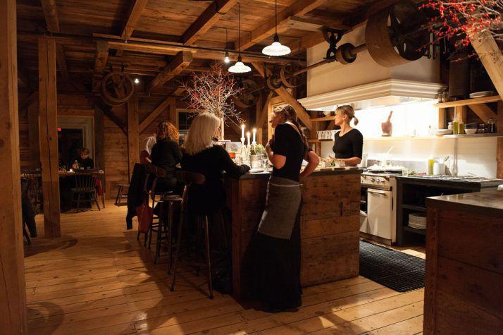 The Lost Kitchen Kitchen Maine Magazine Eat