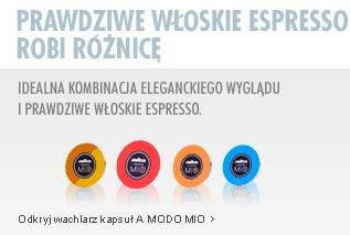 www.lavazzaamodomio.pl
