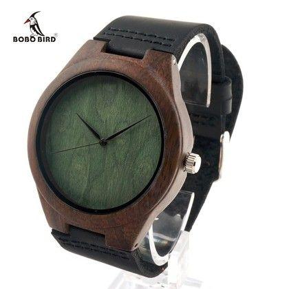 Bobo Bird Style W053 - деревянные наручные часы - «Watch5Men»