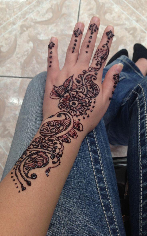 Light uv tattoos henna tattoo for - Henna Tattoo
