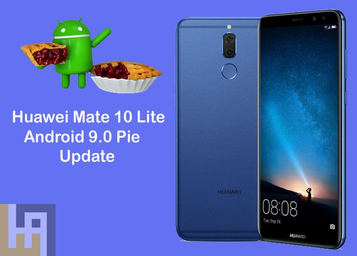 Download Install Android 9 0 Pie Update On Huawei Mate 10 Lite Arrowos Android Pie Rom Android 9 Huawei Mate Android