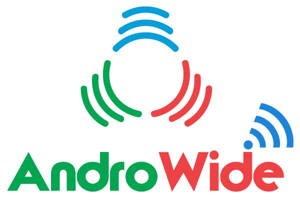 AndroWide's New Logo