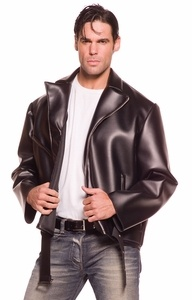 50s Greaser Jacket Plus Size Costume