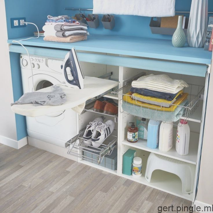 Une Buanderie Astucieuse Leroy Merlin Home Decor Changing Table Furniture